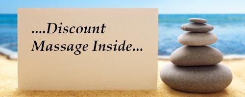 Discount-Massage