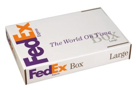 FedexBox business trip