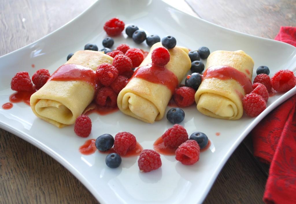 blintz cheese breakfast in bed ideas
