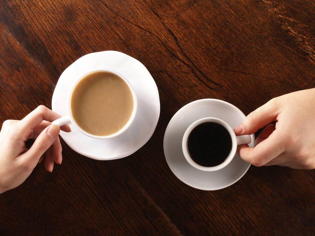 coffee vs tea romantic ideas with drinks