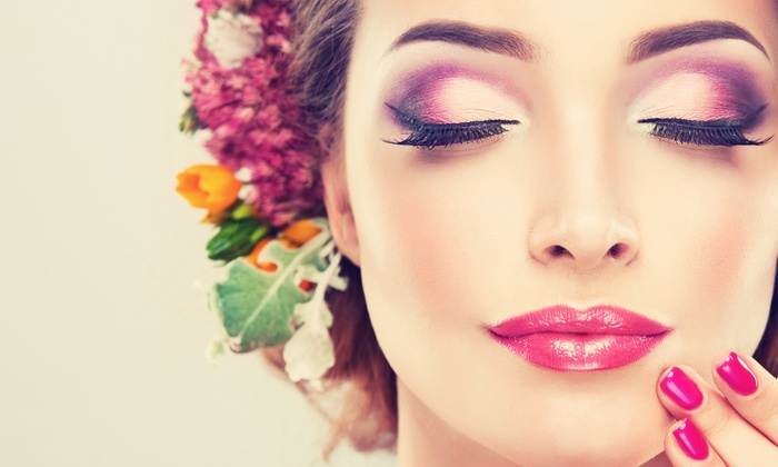 dolled up woman romantic long distance