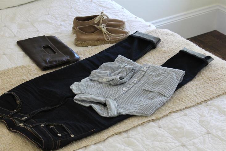 empty clothes lingerie