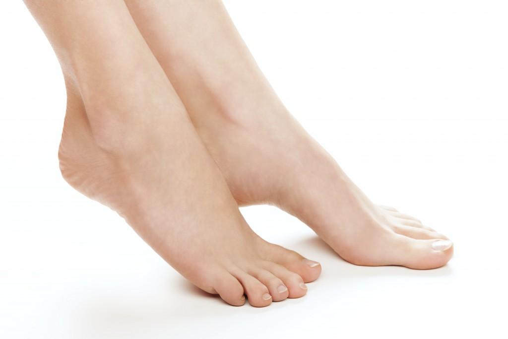 feet surprise