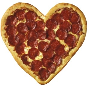 I LEFT MY HEART IN PIZZA