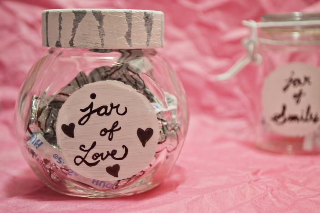 jar of love valentines ideas