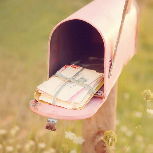 long distance relationship letters
