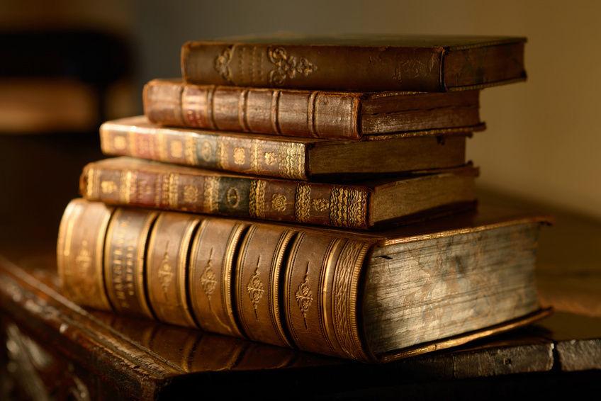old books love poems romantic ideas