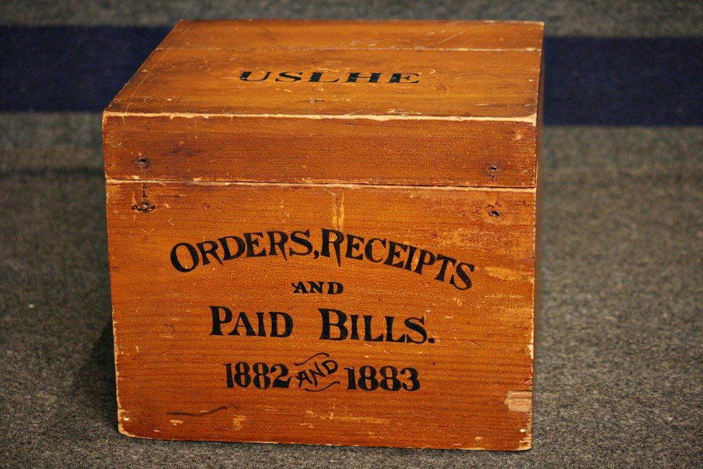 receipt box romantic gift box of love ideas
