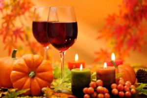 romantic thanksgiving