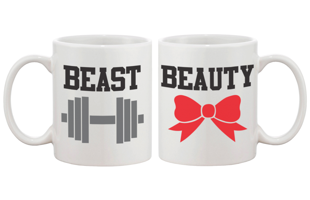 romantic beast and beauty mugs fireplace ideasd