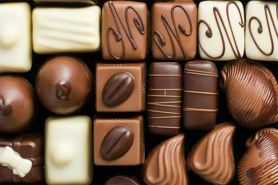 romantic box of chocolates story love poem idea