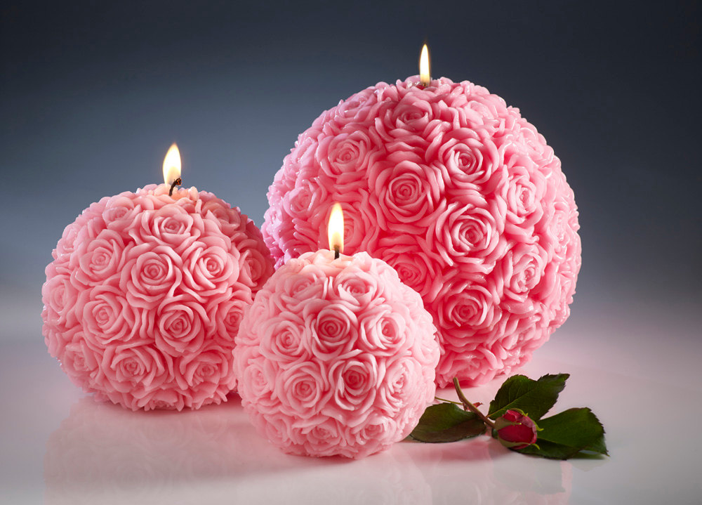 The centerpiece of my life romantic candle floral wedding centerpieces time saved best pick me up idea junglespirit