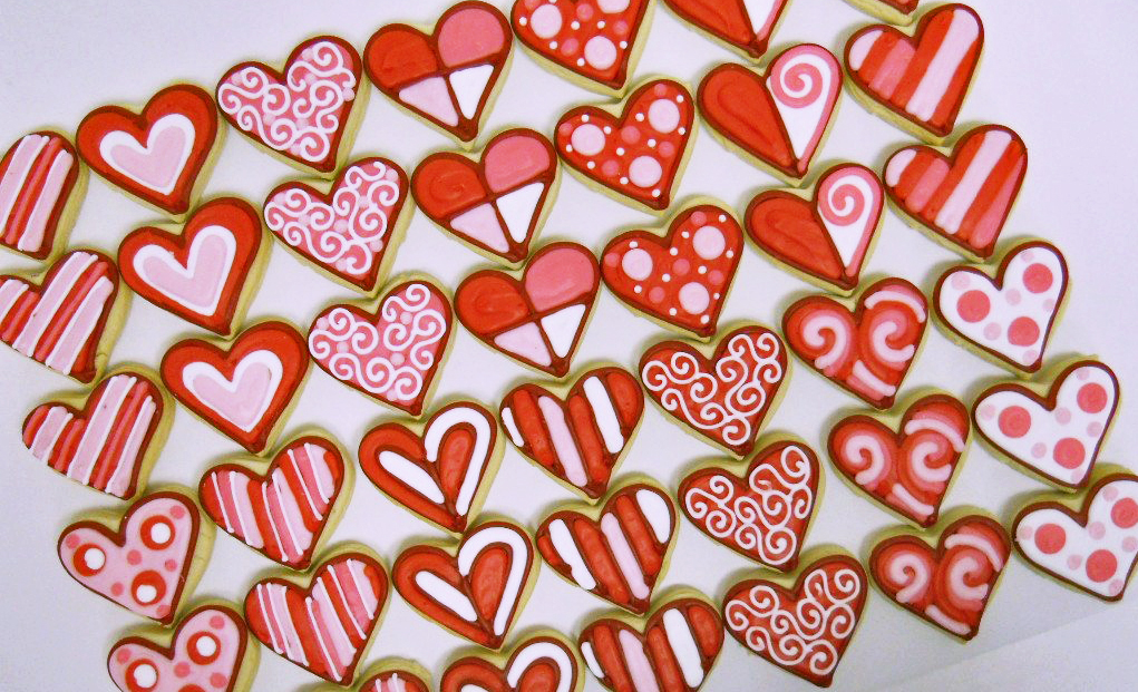 romantic-cookie-heart-designs
