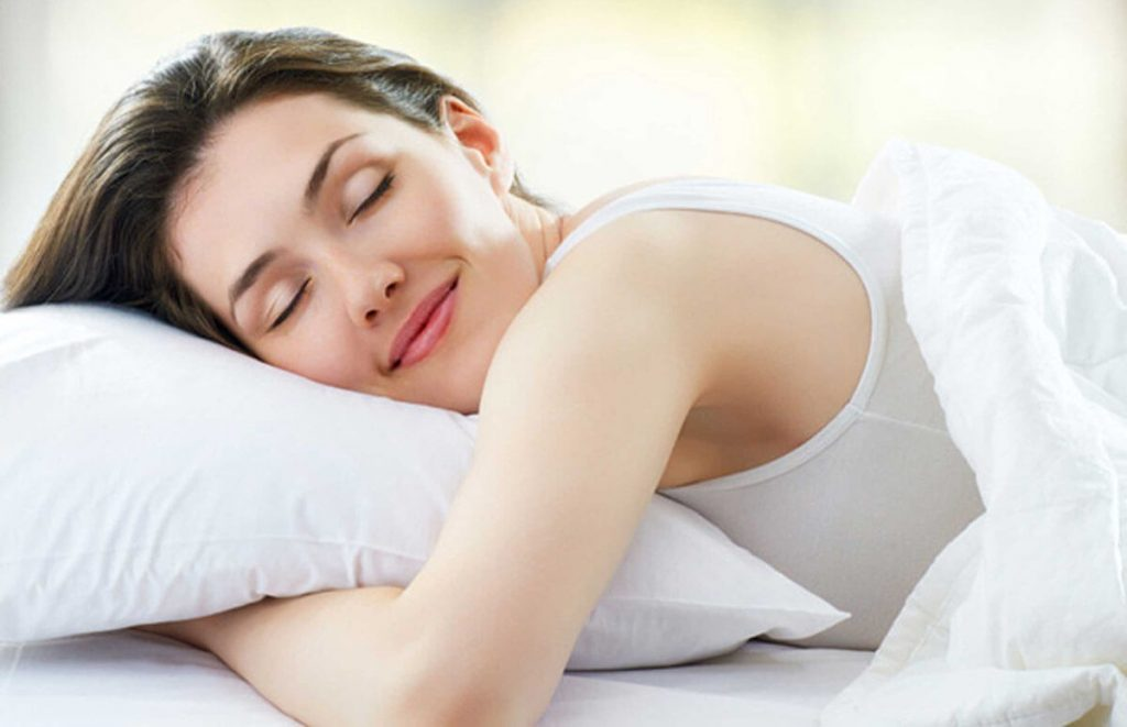 romantic cooking chore girl sleeping idea