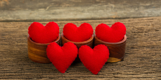 romantic hearts love is comic ways to say i love you
