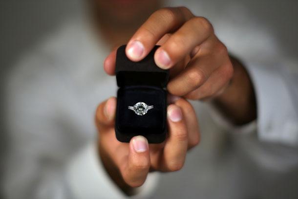 romantic love poem story proposal idea