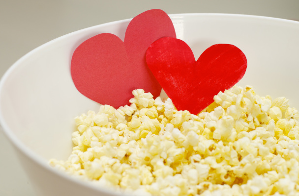 romantic popcorn pranks ideas