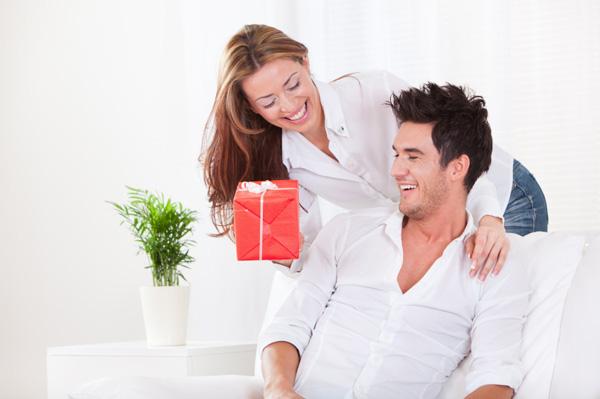 romantic surprise care package idea favorites at work