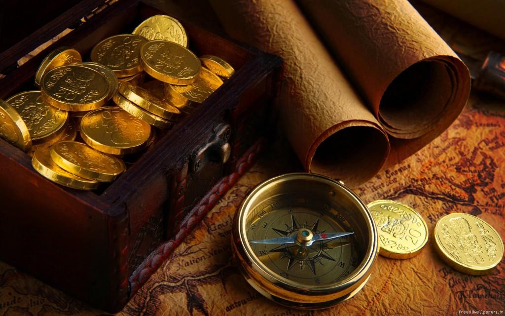 romantic treasure hunt