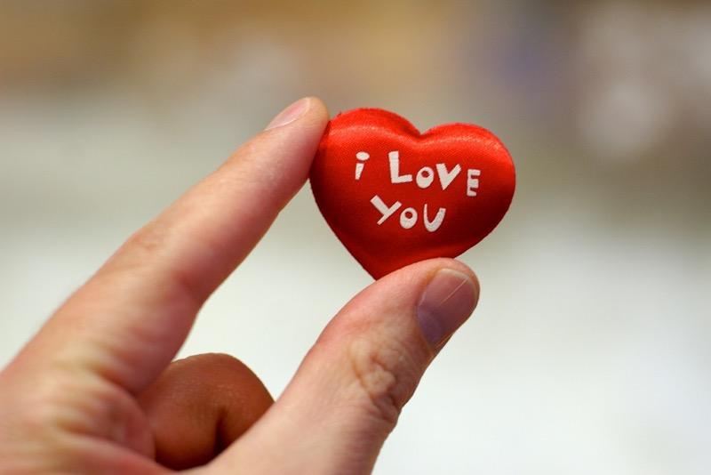 romantic ways to say I love you ideas