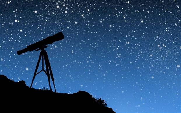 star gazing inside ideas