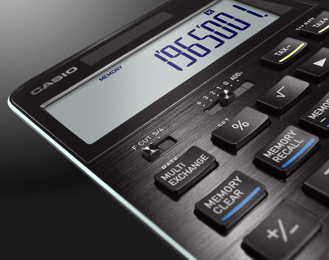 unromantic calculator gift idea worst gift ever