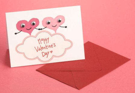 valentines card creative