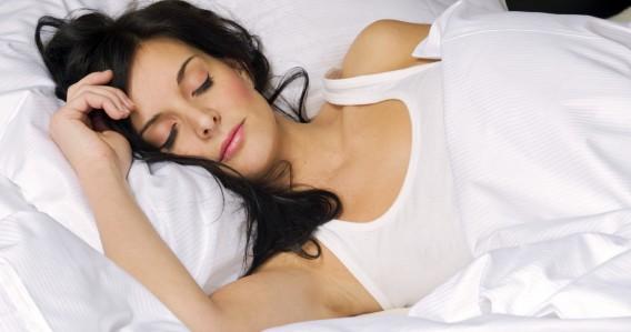 women sleeping surprise idea