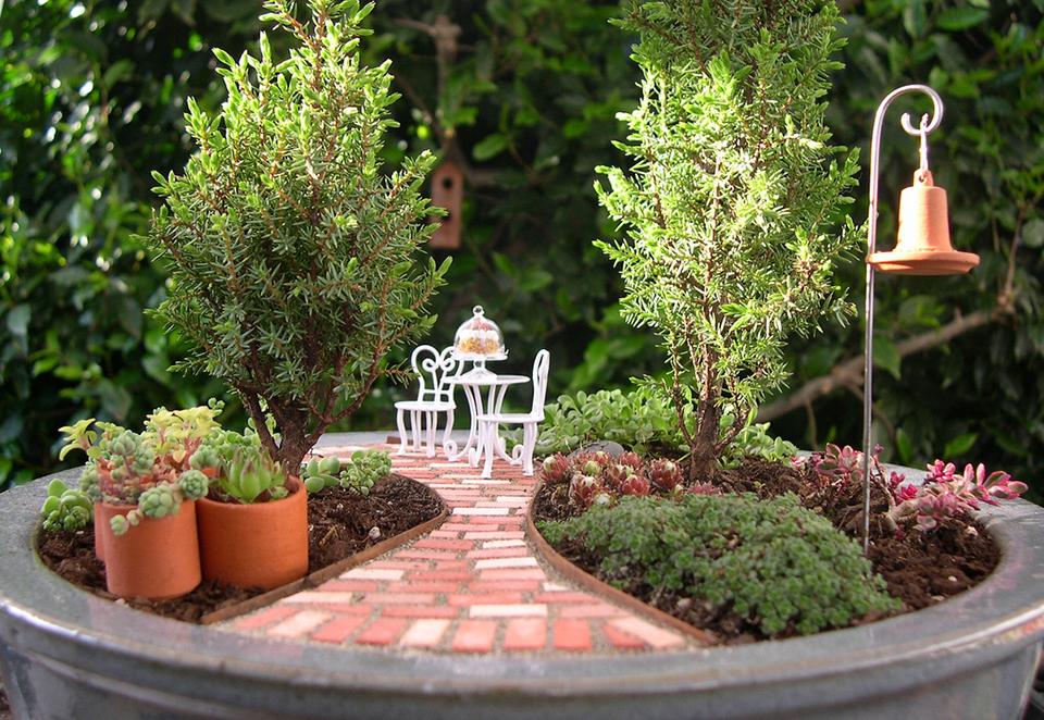 worst romantic gifts ever miniature herb garden chia ideas
