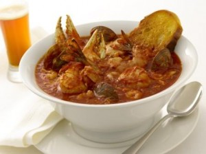 Scoma's Cioppino photo courtesy Scoma's