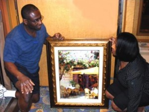 The_Williams_with_Princess_art_purchase._Photo_by_Richard_Every