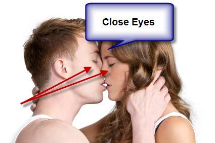 best kissing tips