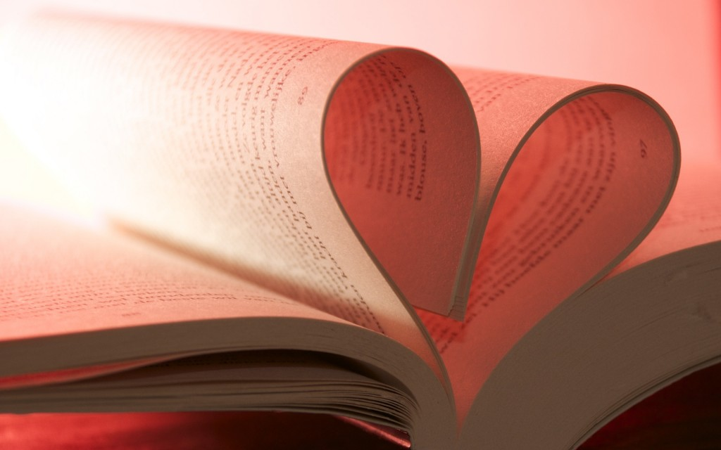 book of valentines day love