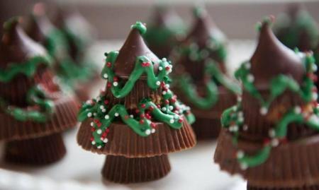 chocolate christmas surprise