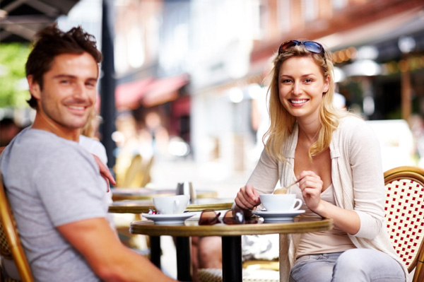 couple first date ideas which was first