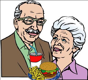 couple-sharing-burger