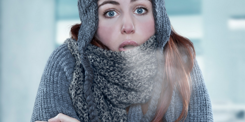 freezing girl first date mishap turned around