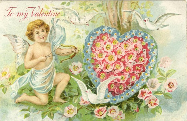 history of valentines cards