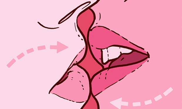 How to do a good french kiss