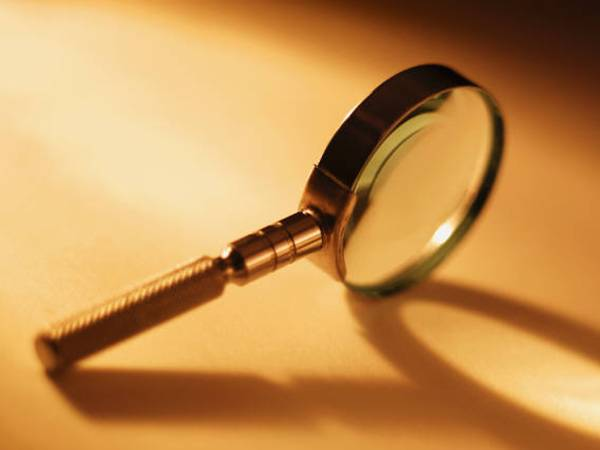 magnifying glass scavenger hunt valentines day ideas