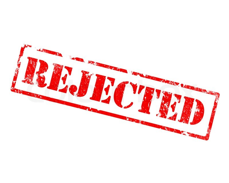 rejection-form-letter