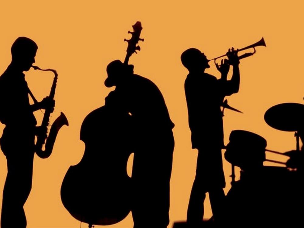 romantic jazz concert first date low shirt ideas
