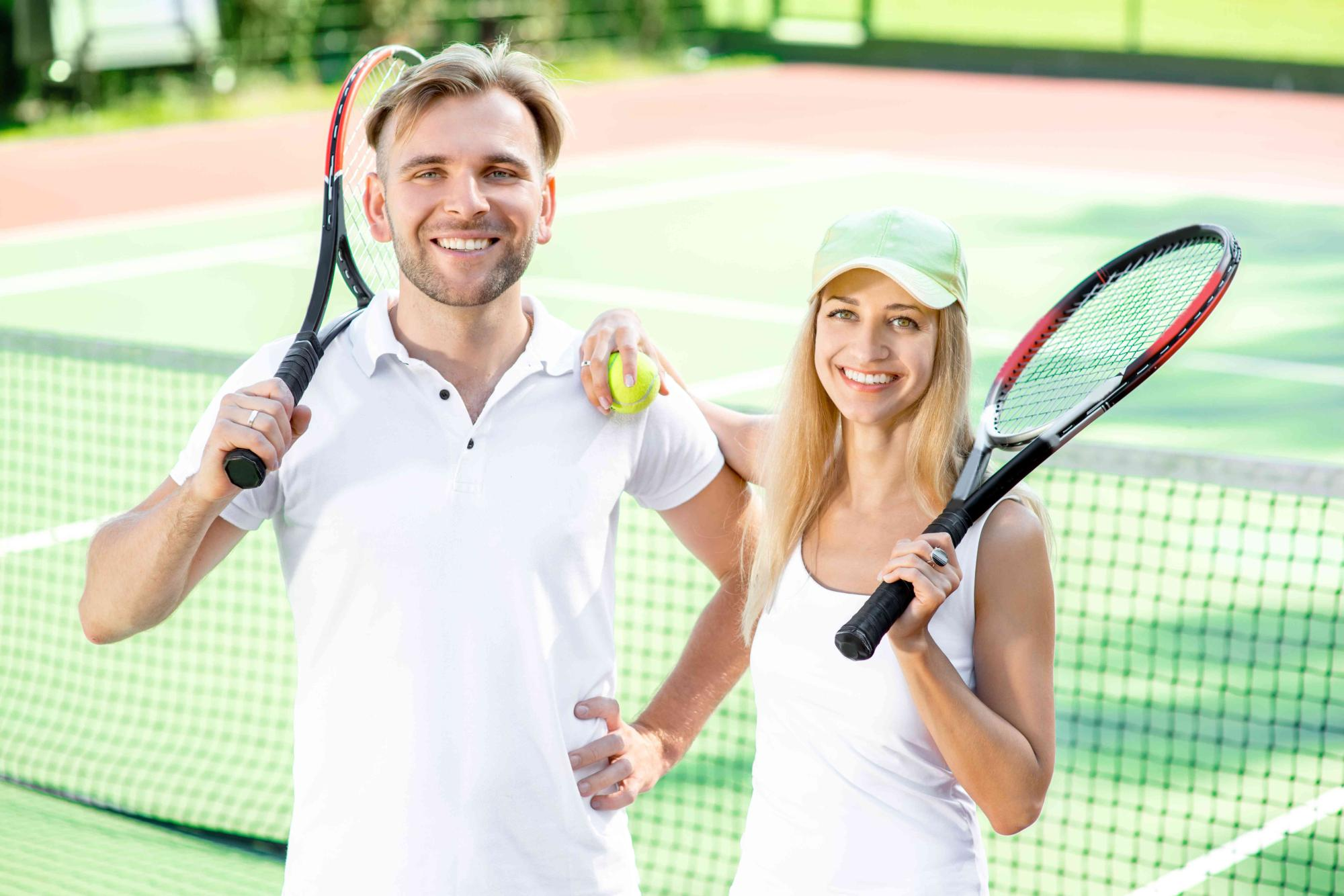 Tennis dating