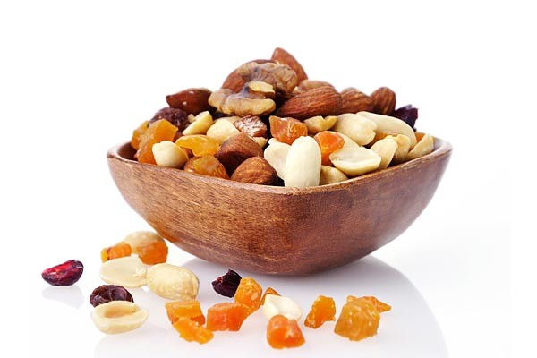 trail mix valentines ideas