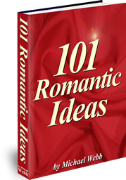 Free copy of 101 Romantic Ideas