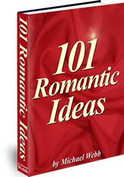 Free copy of 101 Romantic Ideas