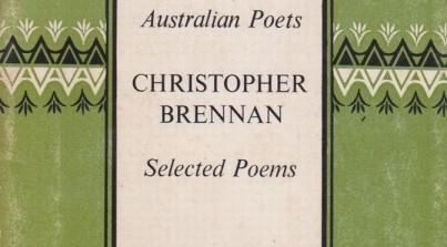 Christopher Brennan Poetry
